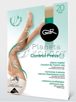 Gatta Control Press 20 Den
