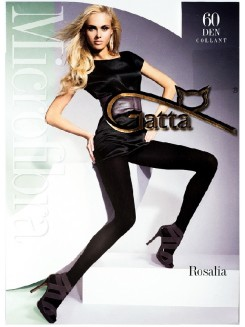 Gatta Rosalia Microfibra 60 Den