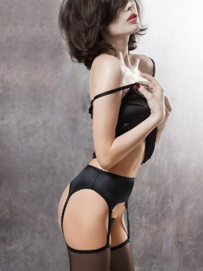 Gatta Ars Amandi Talia 01 женские тонкие эротические колготки