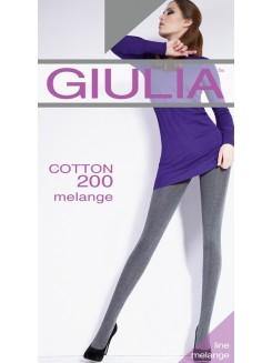 Giulia Cotton 200 Den Melange