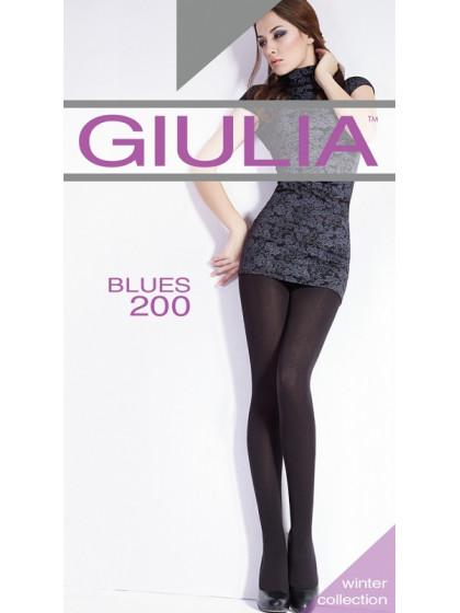 Giulia Blues 200 Den колготки из микрофибры