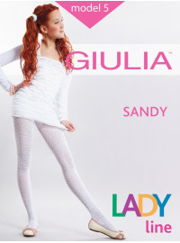 Giulia Sandy 50 Den Model 5