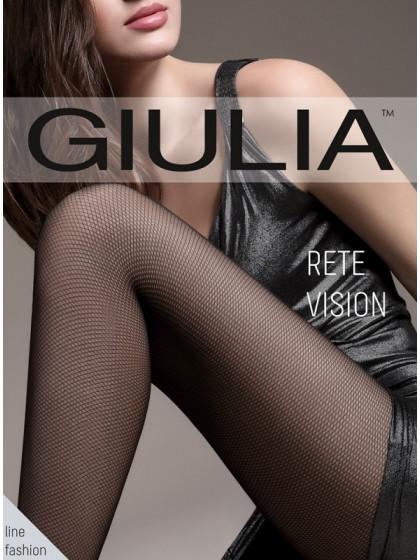 Giulia Rete Vision 40 Den Model 1 фантазийные колготки средней плотности