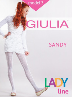 Giulia Sandy 50 Den Model 3