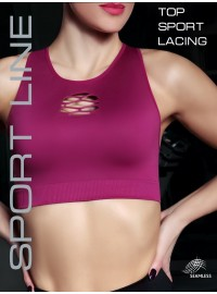 Giulia Top Sport Lacing