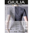 Giulia T-Shirt Manica Corta Sport Melange спортивная меланжевая футболка