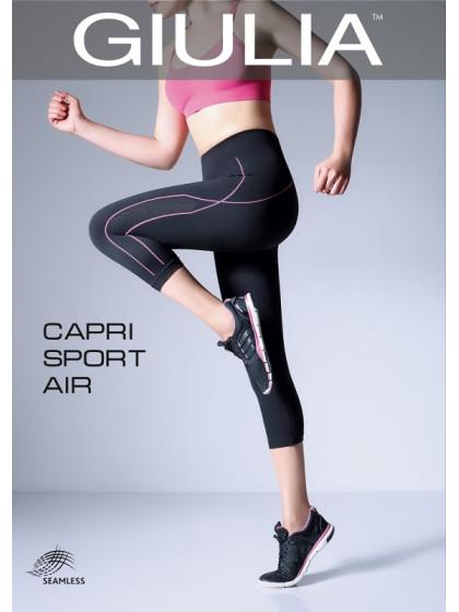 Giulia Capri Sport Air спортивные капри с перфорацией