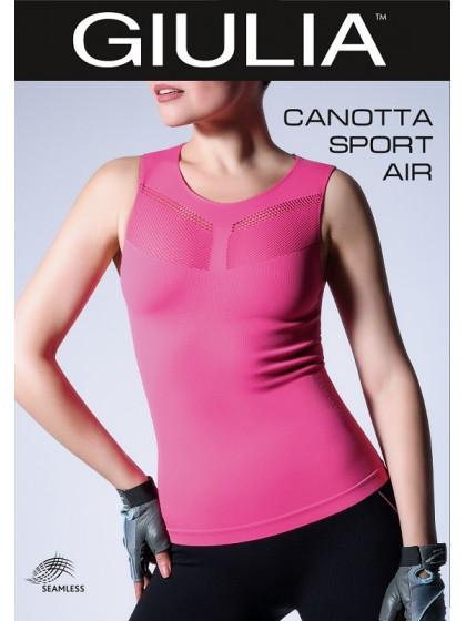 Giulia Canotta Sport Air бесшовная спортивная майка