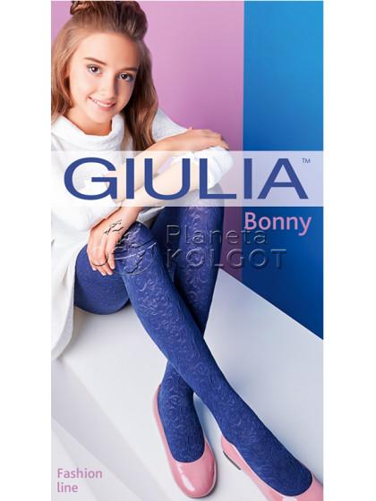 Giulia Bonny 80 Den Model 20 детские колготки из микрофибры с рисунком