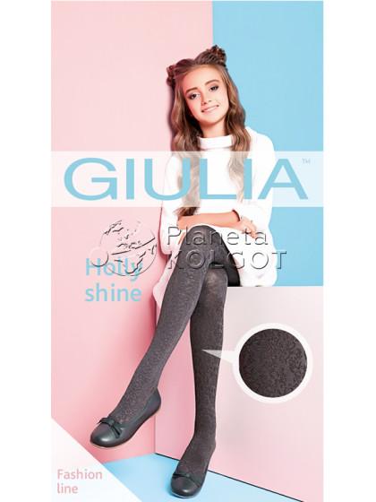 Giulia Holly Shine 80 Den Model 2 детские колготки для девочек с узором