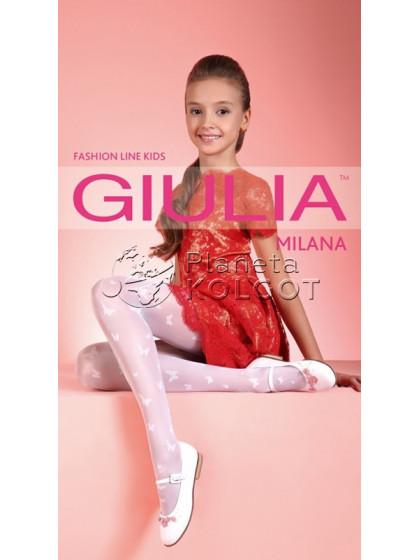 Giulia Milana 40 Den Model 2 детские колготки средней плотности