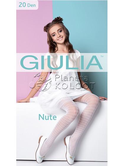 Giulia Nute 20 Den Model 9 детские капроновые колготки с узором