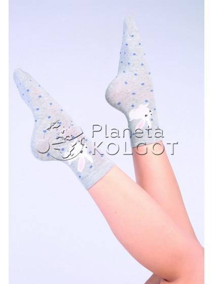 Giulia WS-05 женские хлопковые носки с рисунком