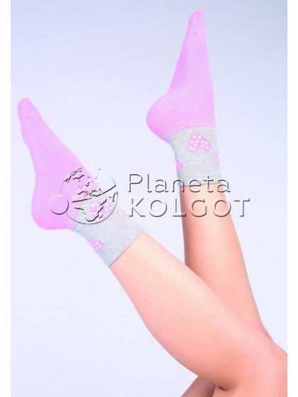 Giulia WS-07 хлопковые носки с рисунком