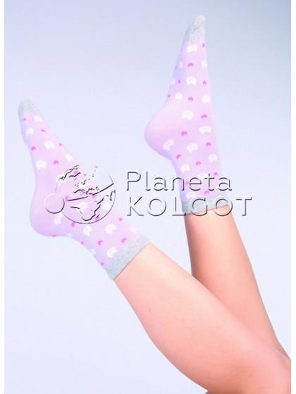 Giulia WS-08 женские носки с фантазийным рисунком