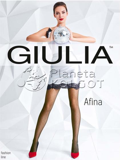 Giulia Afina 40 Den Model 3 женские колготки с фантазийным узором