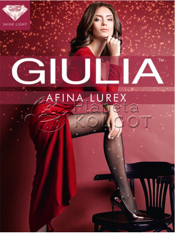 Giulia Afina Lurex 40 Den Model 1