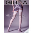 Giulia Airy 20 Den Model 3 фантазийные чулки со швом сзади