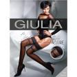 Giulia Allure 20 Den Model 16 женские фантазийные чулки из лайкры с рисунком под резинкой