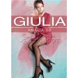 """Giulia Amalia 20 Den Model 9 женские колготки с фантазийным узором """"в горошек"""""""