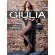 Giulia Amalia Impresso 40 Den колготки с узором в горошек и силиконовым поясом