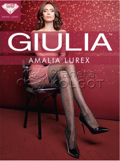 Giulia Amalia Lurex 20 Den Model 1