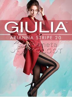 Giulia Arianna Stripe 20 Den Model 1