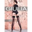 Giulia Flirt 40 Den Model 2 женские чулки с фантазийным узором