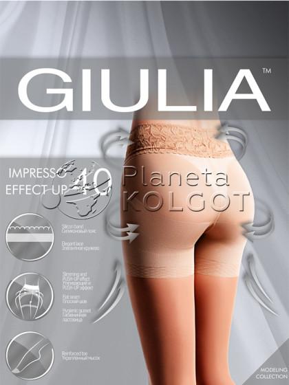 Giulia Impresso Effect Up 40 Den женские моделирующие колготки средней плотности