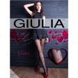 Giulia Lovers 20 Den Model 10 фантазийные женские колготки с узором