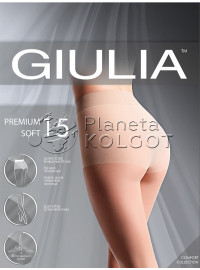 Giulia Premium Soft 15 Den