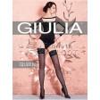 "Giulia Queen 20 Den Model 1 женские чулки с фантазийным узором ""в точку"""