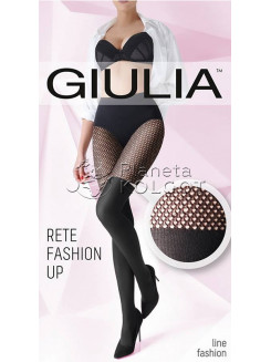 Giulia Rete Fashion Up 100 Den Model 1
