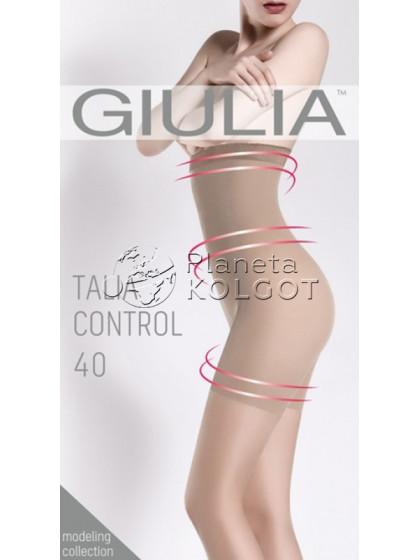 Giulia Talia Control 40 Den моделирующие колготки средней плотности