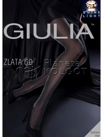 Giulia Zlata 60 Den фантазийные женские колготки