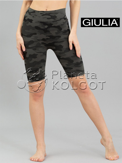 Giulia Tracks Military жіночі безшовні велосипедки