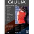 Giulia Canotta Sport Run женская майка для занятий спортом