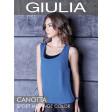 Giulia Canotta Sport Melange Color женская спортивная меланжевая майка