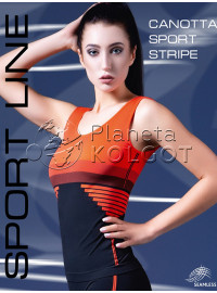 Giulia Canotta Sport Stripe Model 1