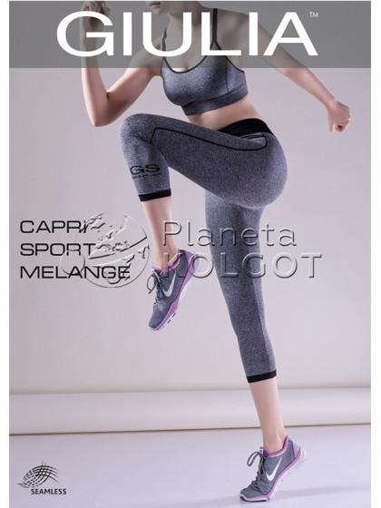 Giulia Capri Sport Melange Model 1 спортивные женские капри