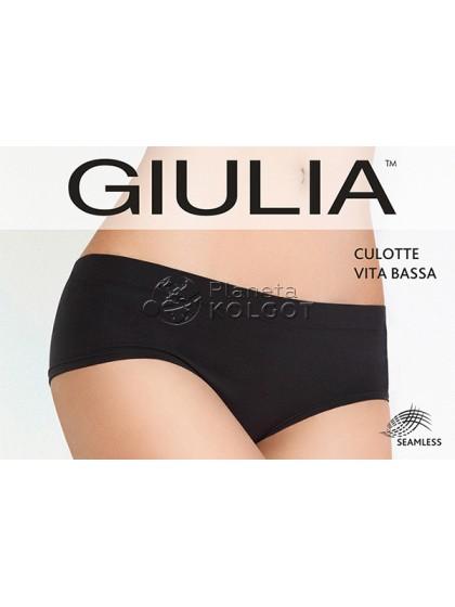 Giulia Culotte Vita Bassa бесшовные трусы на заниженной талии