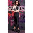 Giulia Leggy Net Model 1 женские леггинсы с боковыми сетчатыми вставками