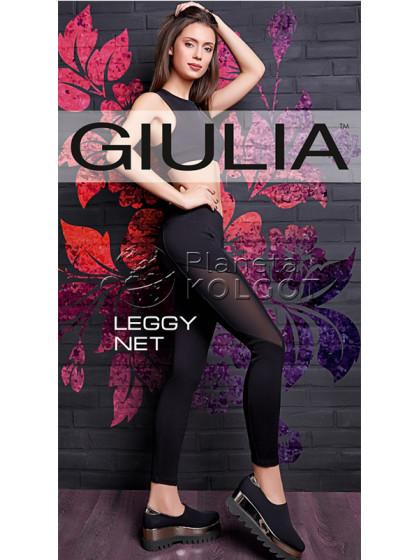 Giulia Leggy Net Model 3 женские лосины с сетчатыми вставками