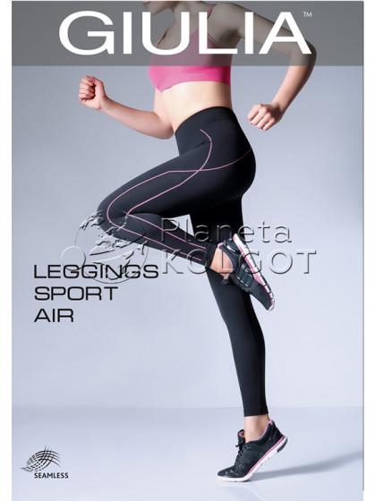 Giulia Leggings Sport Air спортивные лосины из микрофибры