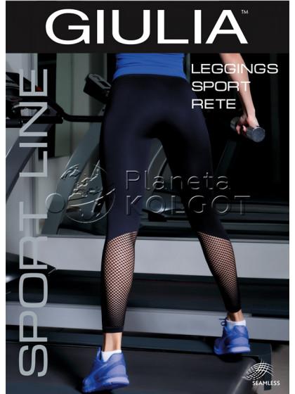 Giulia Leggings Sport Rete спортивные леггинсы с сетчатой вставкой