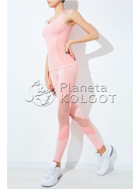 Giulia Leggings Sport Rete Essential