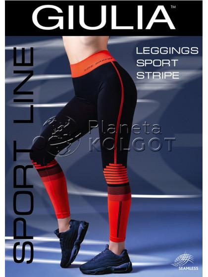 Giulia Leggings Sport Stripe женские спортивные леггинсы