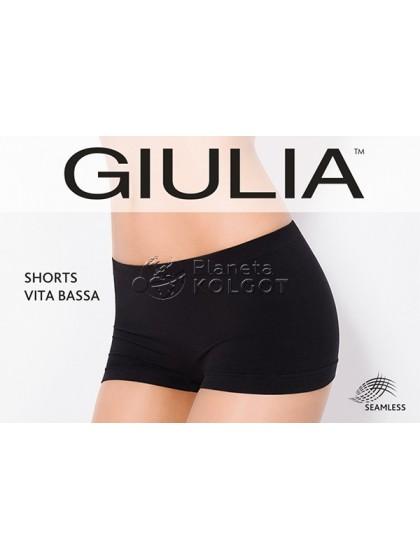 Giulia Shorts Vita Bassa бесшовные трусики-шортики с заниженной талией