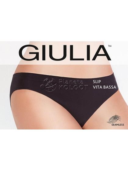 Giulia Slip Vita Bassa женские бесшовные трусики-слипы