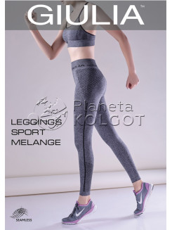 Giulia Leggings Sport Melange Model 1